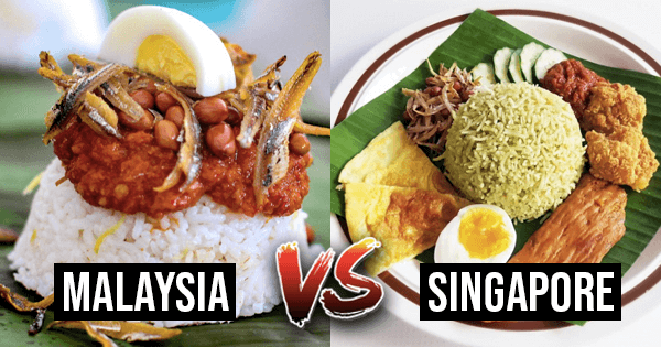 Malaysia Food vs Singapore Food (Which Is Better)