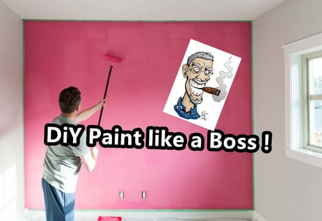 How To Paint a Room (DIY Step-by-Step)