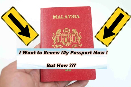 How to Renew Passport in Johor Bahru (Step-by-Step)