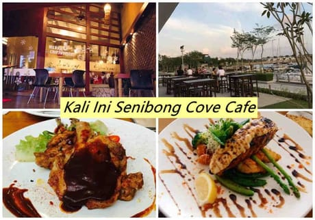 9 Cafes and Restaurant in Senibong Cove You Must Visit