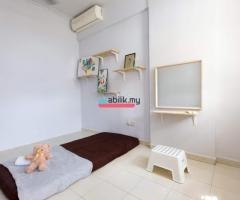 Indah Court Apartment Room For Rent - Image 1