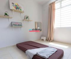 Indah Court Apartment Room For Rent - Image 2