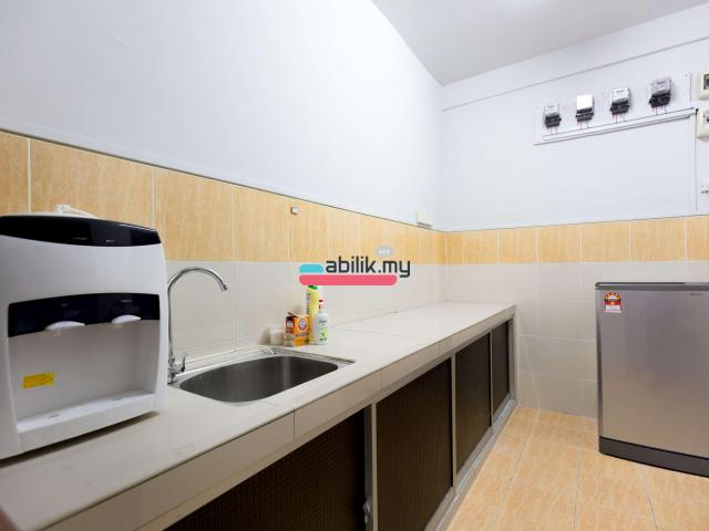 Indah Court Apartment Room For Rent - 4