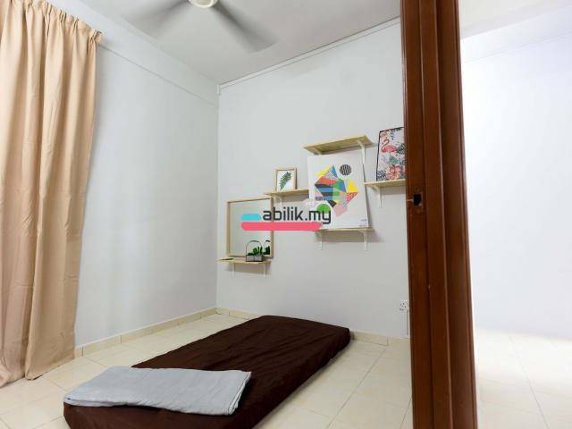 Indah Court Apartment Room For Rent - 5