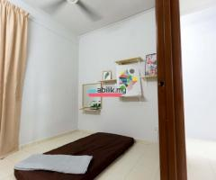 Indah Court Apartment Room For Rent - Image 5
