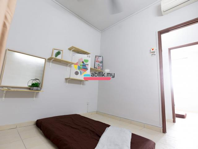 Indah Court Apartment Room For Rent - 6