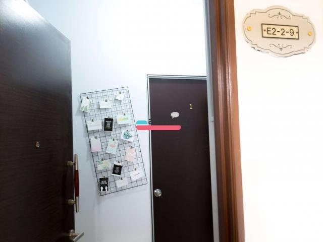 Indah Court Apartment Room For Rent - 7
