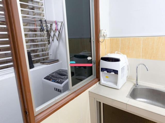 Indah Court Apartment Room For Rent - 8