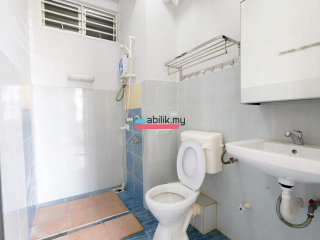 Indah Court Apartment Room For Rent - 9