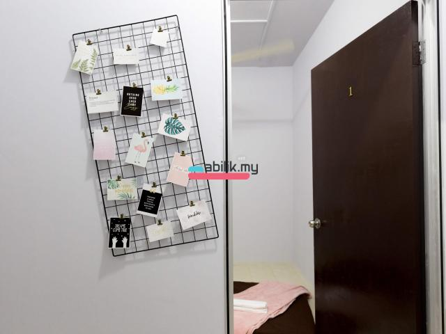 Indah Court Apartment Room For Rent - 10