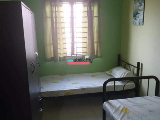 Room for rent Jalan Serindit, Scientex Pasir Gudang - 1