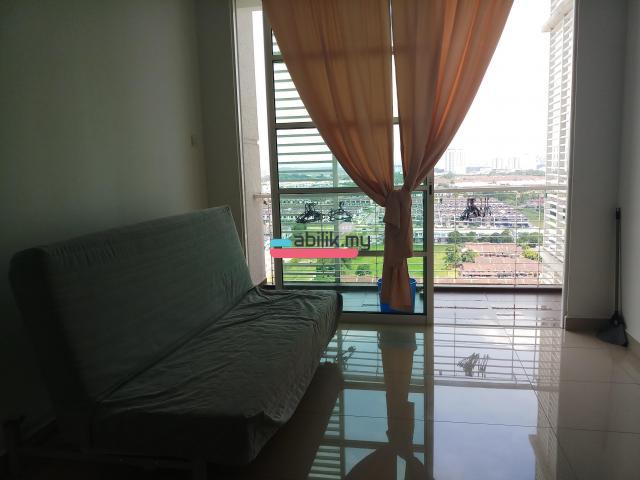 Room for rent Horizon Residence, bukit indah - 5