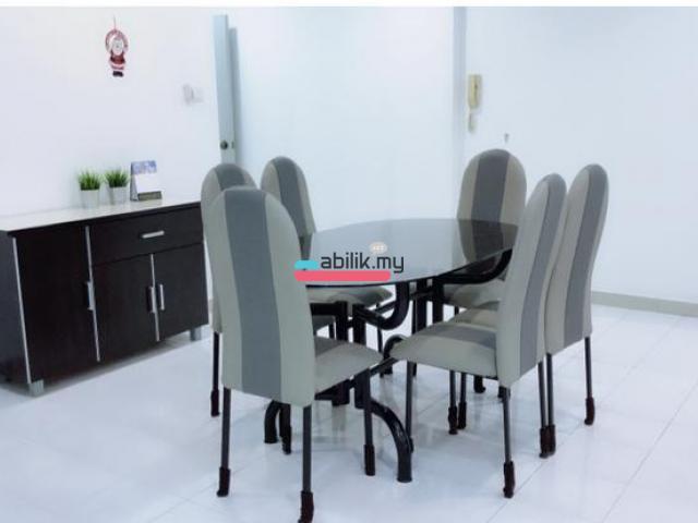Panvista Couple aircon room - 5