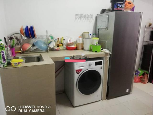 BILIK SEWA LELAKI BBU, RM370 - 4