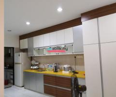 Bukit Indah 24 hrs gated and guarded fully furnished master bedroom - Image 4