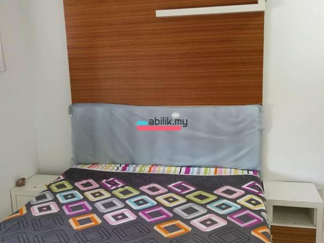 Bukit Indah 24 hrs gated and guarded fully furnished master bedroom - 6