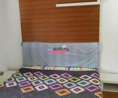 Bukit Indah 24 hrs gated and guarded fully furnished master bedroom - Image 6