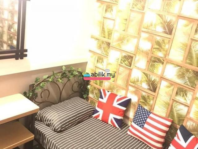 Classic Room for rent at Dataran Larkin JB - 1