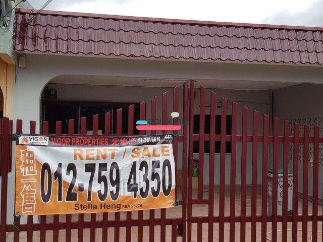 Linked house with 5 rooms @ Tmn Century - 8